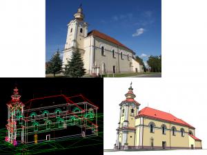 Kostol Sv. Jána Krstiteľa v Moravskom Svätom Jáne